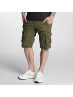 Solid shorts Gael groen