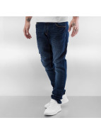 Solid Slim Joy Stretch bleu