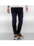 Solid Straight Fit Jeans Dexter Stretch schwarz