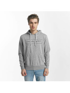 Solid Sweat capuche Decode Print gris