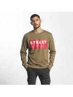 Solid Swetry Kiro oliwkowy