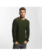 Solid Swetry Jarah Knit zielony