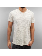 Solid T-Shirt Haviero beige