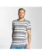 Solid T-Shirt Halstoll blanc