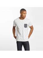 Solid T-Shirt Joby blanc