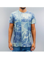 Solid T-Shirt Brody blau