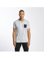 Solid T-Shirt Kasen blau