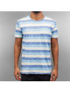 Solid t-shirt Chip blauw