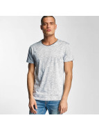 Solid t-shirt Hamelin blauw
