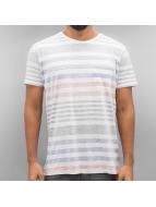 Solid t-shirt Geremia bont