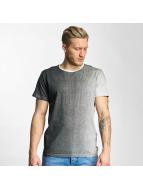 Solid t-shirt Hadden grijs