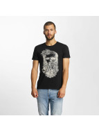 Solid T-Shirt Javin noir