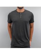 Solid T-Shirt Barron schwarz