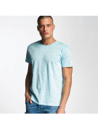 Solid t-shirt Hamelin turquois