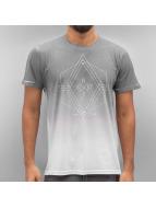 Solid t-shirt Gervas wit