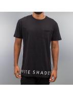 Solid t-shirt Dal zwart