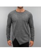 Solid Tröjor Knit grå