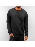 Solid trui Tayian zwart
