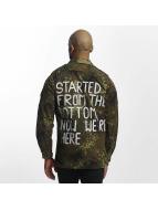 Soniush Started Jacket Camo Jacket
