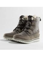 Sorel Chaussures montantes Cozy Joan gris