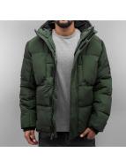Southpole Демисезонная куртка Bubble оливковый