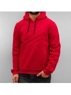 Southpole Bluzy z kapturem Gabe czerwony