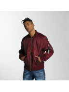 Southpole Bomber jacket Spring red