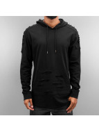 Cut Hoody Black...