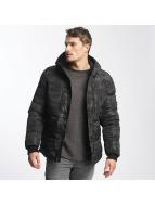 Southpole Bubble Jacket Grey/Black
