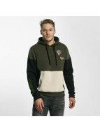 Southpole Hoodie Patch oliv