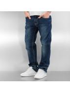 Southpole Flex Wash Jeans Dark Sand Blue