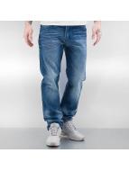 Southpole Jean coupe droite Flex Wash bleu
