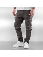 Southpole Jeans Straight Fit Slim brun