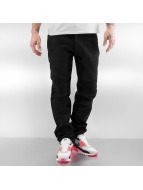 Southpole Jeans straight fit Stepp nero