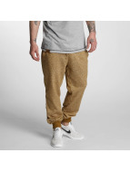 Southpole joggingbroek Sweat beige