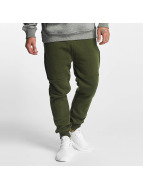 Southpole joggingbroek Fleece olijfgroen