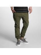 Southpole Kumaş pantolonlar Munchkin zeytin yeşili