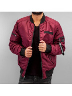 Southpole Lightweight Jacket Bomber red