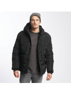 Southpole Bubble Jacket Black
