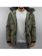 Southpole Mantel Long olive