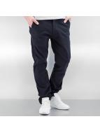 Southpole Pantalon chino Flex bleu