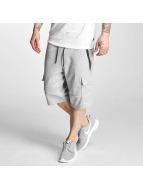 Southpole Pantalón cortos Fleece gris