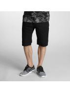 Southpole Pantalón cortos Biker negro