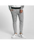 Southpole Camo Block Fleece Sweatpants Grey
