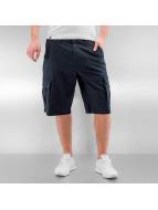 Southpole Shorts Flex blau