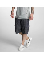 Southpole Shorts Sweat blau