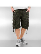 Southpole shorts Geelong camouflage
