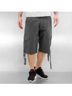 Southpole Shorts Basic grå
