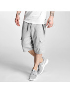 Southpole Shorts Fleece gris