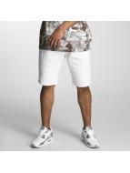 Southpole Shorts Biker hvit
